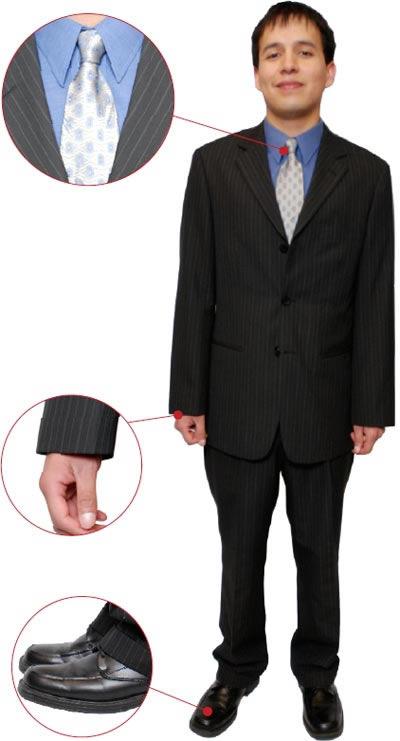 can i wear a dress to an interview